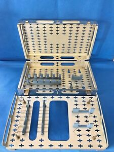 Stryker 2296 175 Command 2 Sterilization Case Surgical Orthopedic