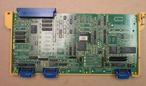 Fanuc Cnc Board A16b 2200 0171 Removed From Kitamura Mycenter H400