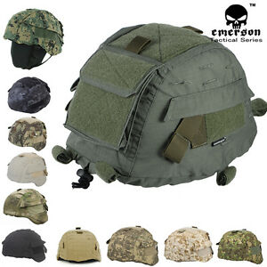 Emerson Helmet Cover For MICH 2000 Helmet Airsoft Hunting Camouflage Helmet Wrap