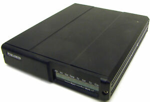 10 Pyramid 800mhz Mobile Synthesized Vehicular Repeater Transceiver Svr 200m