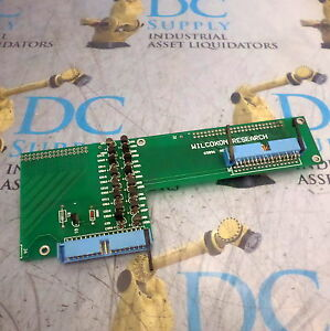 Wilcoxon Research 65096 Pc Board