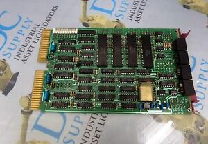 Puma Unimation Digital 300 0860 M8043 5013216d P1 Quad Serial Interface Board