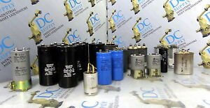 Siemens B43564 s5228 q2 Capacitor And Other Various Lot Of 20