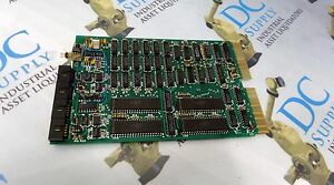 Puma Unimation 7223c39 G03 Rev P Mkii iii Quad Serial Interface Board