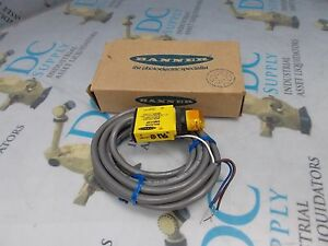 Banner 25620 Photoelectric Sensor Switch Nib