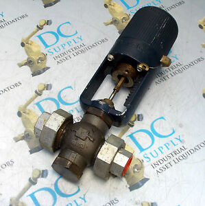 H o Trerice Co 91000 Series Temperature Regulator