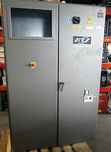 Hoffman Saginaw Sce 72 h X 14 d X 48 W Electrical Cabinet 3