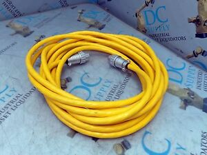 2 Pin Male 5 Pin Female 250 V 10 A Connector Cable