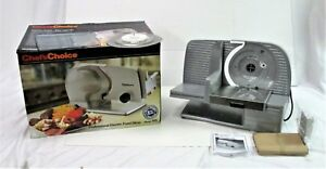 Chef s Choice 665 Professional Commerical Electric Food Meat Slicer
