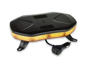 Lite it Mini Amber Led Light Bar warning Light