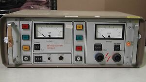 Sps Steuerungs und Prufsysteme Ha6010d 6kvdc High Voltage Tester