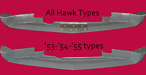 Studebaker C K Coupe Hawk 1953 1954 1955 Front Lower Air Deflector