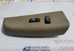 Chevy Silverado Gmc Sierra 2 Door Passenger Right Side Door Locks Window Switch