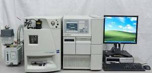 Micromass Waters Zq Mass Spectrometer With Waters 2695 Separations Module