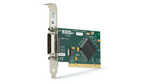 New National Instruments Ni Pci gpib Interface Card With Cable 188513e 01