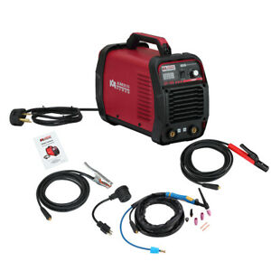 165 Amp Lift tig Torch stick arc Dc Welder 115 230v Dual Voltage Welding St 165