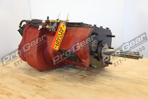 Rto613 Eaton Fuller Transmission 13 Speed With Low Low
