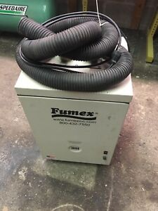 Fumex Rx2 Dust Collector 110v Air Cleaner 39df