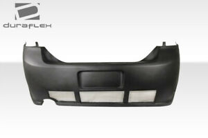 Duraflex Piranha Rear Bumper Body Kit 1 Pc For Ford Focus 08 11 Ed106
