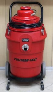 Pullman Holt 102asb Wet dry Hepa Vacuum B160421 Local Pick Up