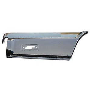 Right Lower Quarter Panel Patch Rear Section For 78 87 Chevrolet El Camino