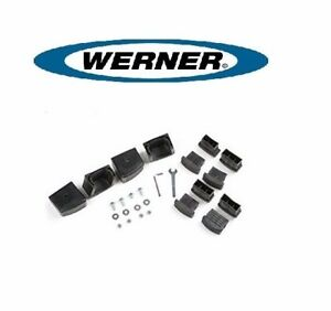 New Oem Werner 21 28 Replacement Foot Shoe Kit For Mt 13 17 22 26 Ladders