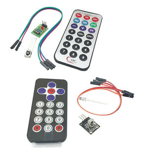 2pcs Hx1838 Universal Infrared Remote Control Receiver Module Ir Led For Arduino