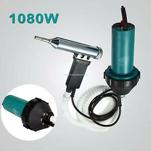 110v 1080w Plastic Hot Air Welding Gun Plastic Gas Welder Pistol 40 c 550 c