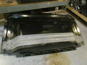 2010 Subaru Wrx Hood Intercooler Scoop Duct Shroud