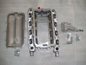 07 14 Shelby Gt500 Supercharger Lower Intake Manifold 5 4 5 8 Dohc Whipple Tvs