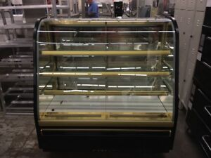 Federal Fccr 4 48 Refrigerated Chocolate confectionery Display Case Refurb