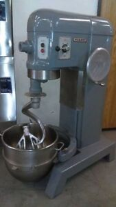 Hobart Mixer 60qt With Attachment