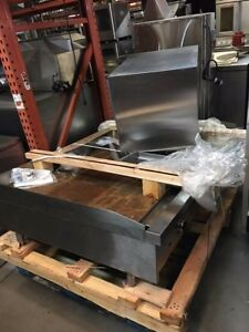 Flat Top Grill 42 by 72 New Never Used