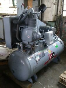 15 Hp Gardner Denver Air Compressor Hra15 12