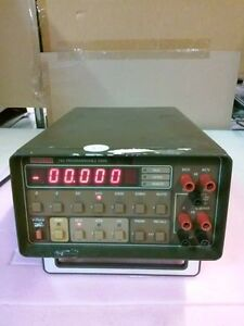 Keithley Instruments 192 Programmable Dmm