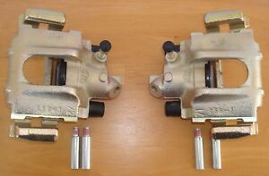 Restored Jaguar Xjs 94 93 5 To 95 5 Rear Left Right Calipers Jlm12422 Jlm12423