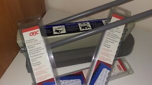 Ibico Eb 19 Binding System Plastic Wire Punch W 3 Pkgs Of Binding Combs