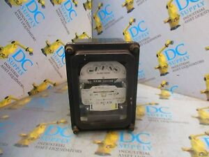 General Electric 702x65g701 Dsw 63 120 V 3 W 3 Ph 2 5 A Kilowatt Hours Meter