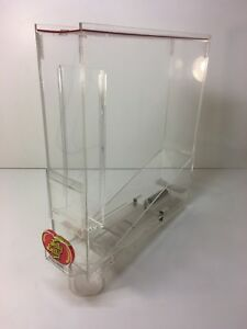 Jelly Belly Candy Store Display Container 1st Generation Square Dispenser