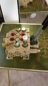 parker Hydraulic Directional Control Valve 3500 Psi