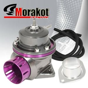 Purple Lip Diy Turbo Type Fv Bov Blow Off Valve Custom Modification Aluminum Jdm