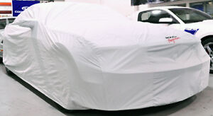 2010 2014 Ford Mustang Gt V6 Roush Rs3 Silverguard Indoor Car Cover