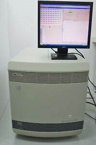 Applied Biosystems Abi 7900ht Fast Real time Rt Pcr Sequence Detection System pc