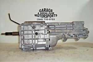 T5 Borgwarner W C 5 Speed Transmission 94 Camaro Firebird V6 1 Year Warranty