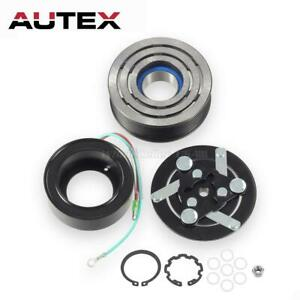 A C Ac Compressor Clutch Assembly Kit Fit 2002 2006 2005 2004 Honda Cr V 2 4l