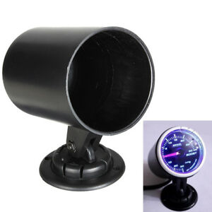 2 2 Inch 52mm Universal Car Auto Single Hole Dash Gauge Pod Cup Mount Holder Us