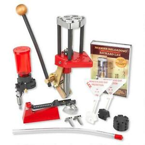 Lee Precision Classic 4 Hole Turret Press Deluxe Kit 90304