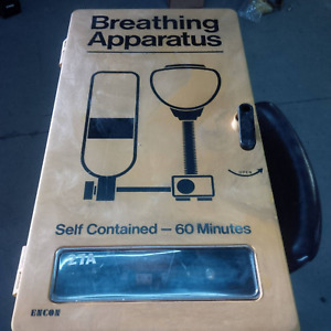 Scatt Scba 60 Min Self Contained Breathing Apparatus