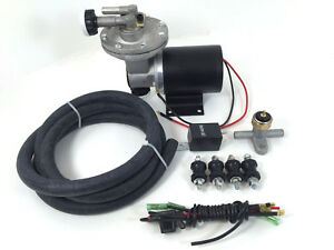 Brake Vacuum Pump Booster Electric Hot Rod Gm Chevy Ford Hot Rod Street Rod new