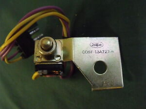 1959 1960 Nos Ford T Bird Convertible Retractable Top Switch B9sf 13a727 Awit
